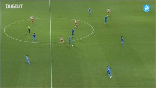 Lucho Gonzalez secures OM win at Olympiacos. DUGOUT