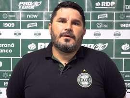 Técnico do Coxa analisa derrota para o Athletico-PR. DUGOUT