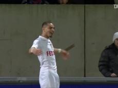 Primeiro gol de Layvin Kurzawa no Campeonato Francês. DUGOUT
