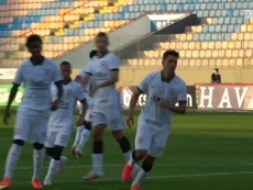 Veja os gols do Corinthians contra o Oeste. DUGOUT