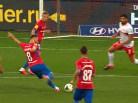 Nikola Vlasic was on fire for CSKA Moscow post COVID-19. DUGOUT