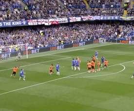 VIDÉO : retour sur la victoire 8-0 de Chelsea vs Wigan. Dugout