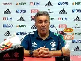 Dome falou sobre o VAR no jogo contra o Internacional. DUGOUT