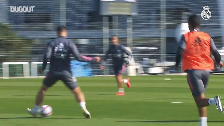 VÍDEO: así prepara el Madrid su estreno en la Champions 2020-21. DUGOUT