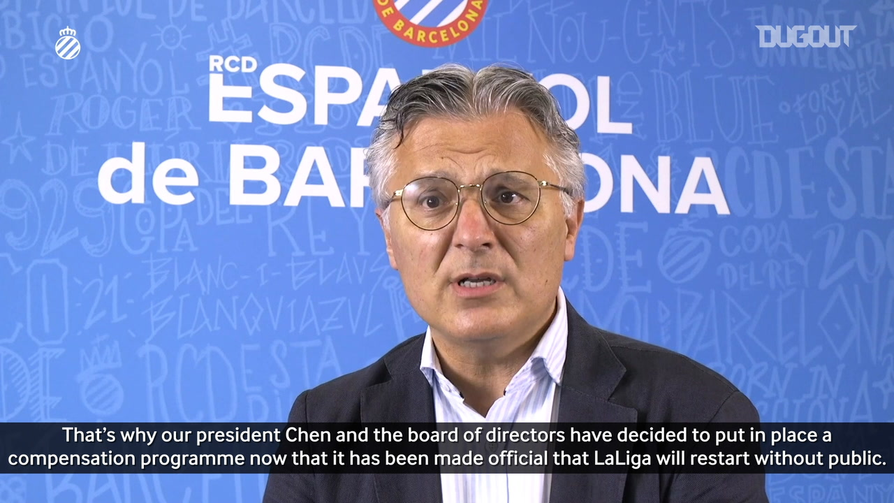Rcd Espanyol Announce Compensation Measures For Their Fans Besoccer