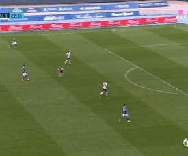 Dinamo Zagreb got the three points in the final minutes. DUGOUT