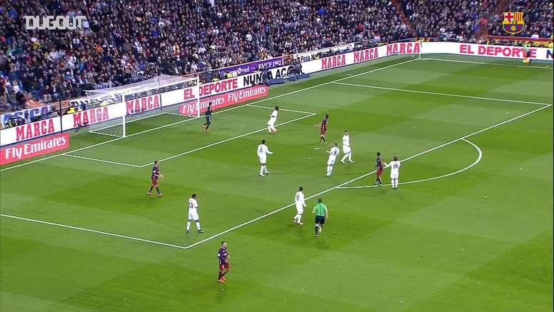 El Barça humilló al Real Madrid de Rafa Benítez. DUGOUT