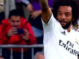 I migliori assist di Marcelo in Champions. Dugout