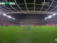 Ochoa made these great saves. DUGOUT
