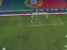 Résumé Portugal 4-1 Croatie 2020. dugout