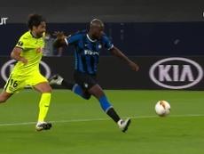 A Inter derrotou o Getafe por 2 a 0, com gols de Romelu Lukaku e Christian Eriksen. DUGOUT