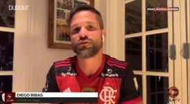 Diego relembra grave lesão e volta por cima no Flamengo. DUGOUT