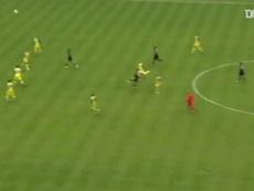 Le but somptueux de Quagliarella contre le Chievo. DUGOUT