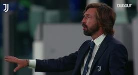 Andrea Pirlo ya se ha hecho con el mando en la Juve. DUGOUT