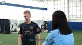Nathan Ake has spoken about his time at Man City so far. DUGOUT