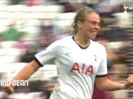 VIDEO: Tottenham's best WSL goals of 2019-20. DUGOUT