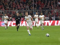 Davies is a star for Bayern. DUGOUT