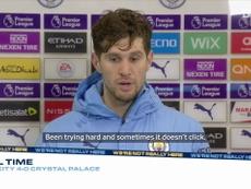 John Stones delighted to break Premier League duck. DUGOUT