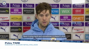 John Stones delighted to break Premier League duck. DUGOUT
