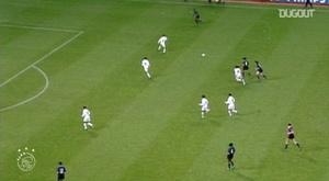 Ajax beat Real. DUGOUT
