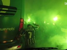 VIDÉO: La qualification de Palmeiras en finale de la Copa Libertadores. Dugout