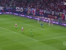 TOP 5 buts Borussia M'Gladbach contre le RB Leipzig. Dugout