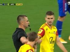 CSKA Moscow were far too good for Arsenal Tula. DUGOUT