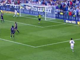 Raúl se despidió del Real Madrid marcando. DUGOUT