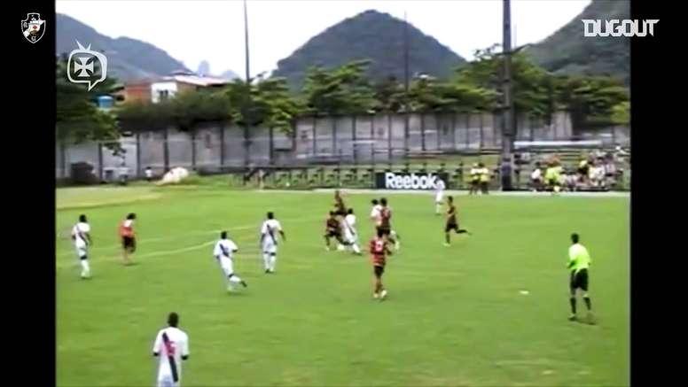 Os melhores momentos de Philippe Coutinho no Vasco. DUGOUT
