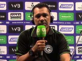 Goiás continua na lanterna do Brasileirão com 16 pontos. DUGOUT