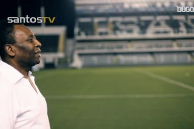 Pelé's legendary career. DUGOUT