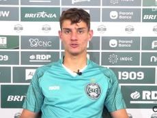 Natanael fala de sua entrada no time após vitória sobre o Vasco. DUGOUT