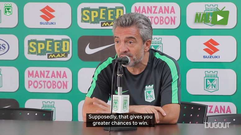 VIDEO: Juanma Lillo on his style of football. DUGOUT