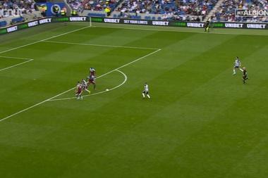 Brighton scored 39 goals during the 2019/20 Premier League. DUGOUT