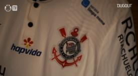 Bastidores de Corinthians x Palmeiras pela final do Paulistão de 2020. DUGOUT
