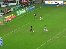 Michael garante vitória do Flamengo. DUGOUT