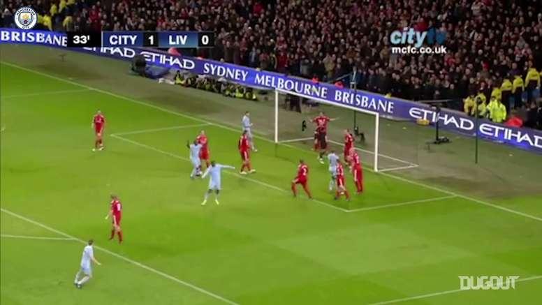 Cinco vitórias marcantes do Manchester City sobre o Liverpool. DUGOUT