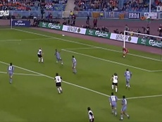 Valencia beat Marseille in the 2004 UEFA Cup final. DUGOUT