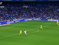 Modric's goals vs Villarreal. DUGOUT