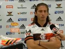 Filipe Luís pede calma e diz que elenco vai ajustar sistema defensivo. DUGOUT
