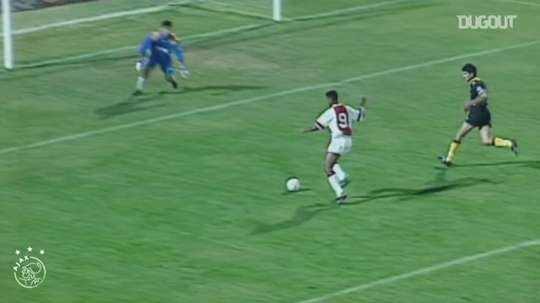 VIDEO: Ajax's best goals from their 1994-95 Champions League run. DUGOUT