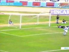 Sporting Cristal won 11-1. DUGOUT