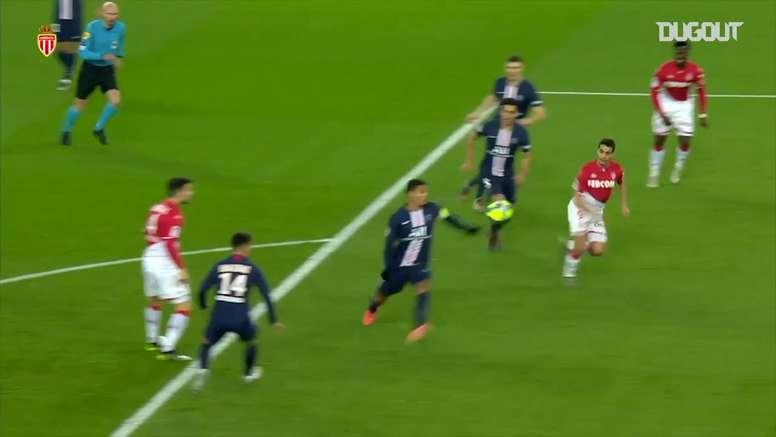 VIDÉO: Résumé Paris Saint-Germain 3-3 AS Monaco 2020