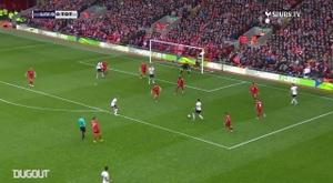 Quand Coutinho marquait contre Tottenham avec Liverpool. DUGOUT