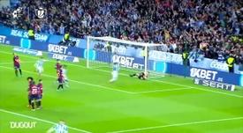 Odegaard garante a Copa del Rey de 2019/20. DUGOUT