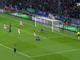 Les meilleurs buts de Mönchengladbach contre des équipes italiennes. Dugout