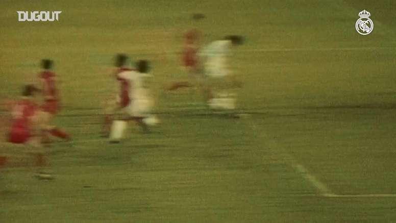 La UEFA de 1986 del Real Madrid cumplió años. DUGOUT