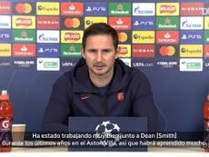 Lampard habló sobre el posible paso de Terry a los banquillos. DUGOUT