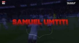 VÍDEO: lo suyo es defender, pero Umtiti también marca. DUGOUT