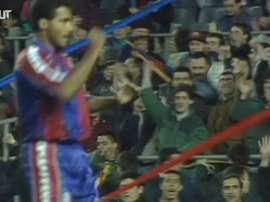 Le migliori reti del Barcellona contro l'Osasuna. Dugout